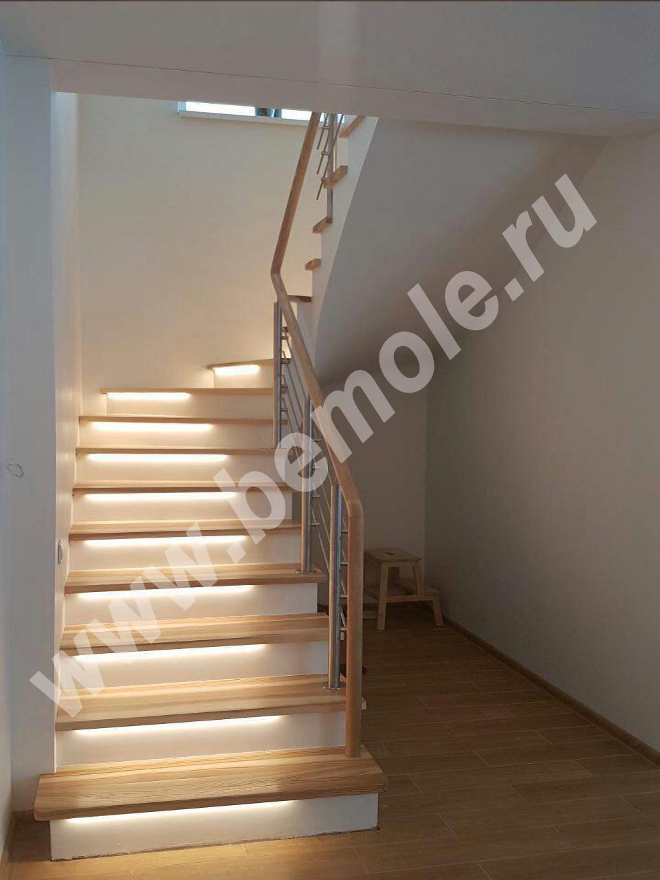 Бетонные лестницы своими руками отделка 69